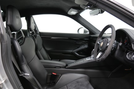 Porsche 911 Carrera T PDK Coupe with 918 Carbon Bucket Seats 9