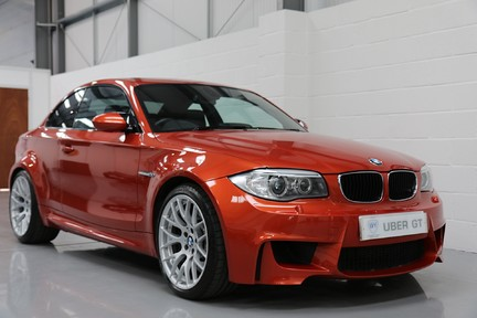 BMW 1 Series 1M Coupe - Great Spec and Just Serviced 2