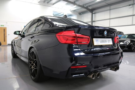 BMW M3 Competition Package with M Performance Exhaust 3
