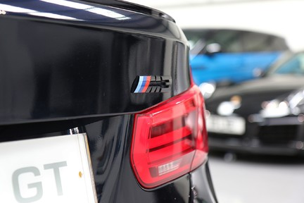 BMW M3 Competition Package with M Performance Exhaust 12