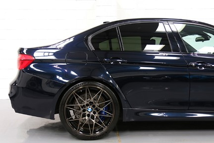 BMW M3 Competition Package with M Performance Exhaust 14