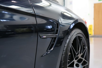 BMW M3 Competition Package with M Performance Exhaust 15