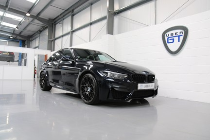 BMW M3 Competition Package with M Performance Exhaust 16