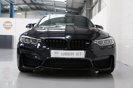 BMW M3 Competition Package with M Performance Exhaust 9