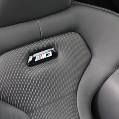 BMW M3 Competition Package with M Performance Exhaust 2