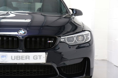 BMW M3 Competition Package with M Performance Exhaust Service History
