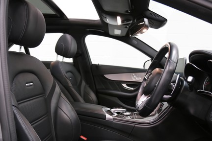 Mercedes-Benz C Class AMG C 63 Premium - Just Serviced - Stunning Example 8