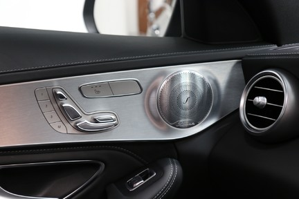 Mercedes-Benz C Class AMG C 63 Premium - Just Serviced - Stunning Example 22
