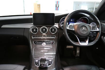 Mercedes-Benz C Class AMG C 63 Premium - Just Serviced - Stunning Example 10