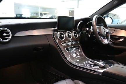 Mercedes-Benz C Class AMG C 63 Premium - Just Serviced - Stunning Example 4