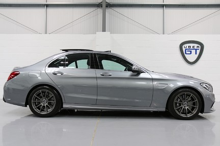 Mercedes-Benz C Class AMG C 63 Premium - Just Serviced - Stunning Example 1