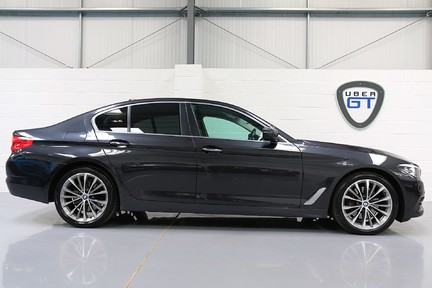 BMW 5 Series 530D xDrive with Huge Specification 1