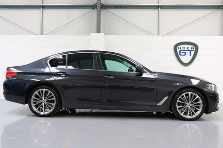 BMW 5 Series 530D xDrive with Huge Specification