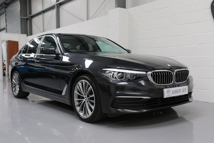BMW 5 Series 530D xDrive with Huge Specification 2