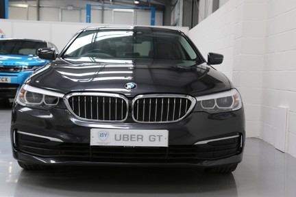 BMW 5 Series 530D xDrive with Huge Specification 7