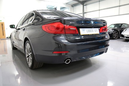 BMW 5 Series 530D xDrive with Huge Specification 3