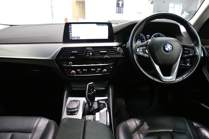 BMW 5 Series 530D xDrive with Huge Specification 10