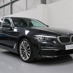 BMW 5 Series 530D xDrive with Huge Specification 4