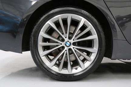 BMW 5 Series 530D xDrive with Huge Specification 12