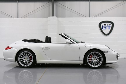 Porsche 911 Carrera 2S PDK Cabriolet with a Great Spec and FPSH 1