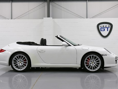 Porsche 911 Carrera 2S PDK Cabriolet with a Great Spec and FPSH