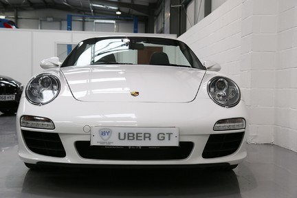 Porsche 911 Carrera 2S PDK Cabriolet with a Great Spec and FPSH 6