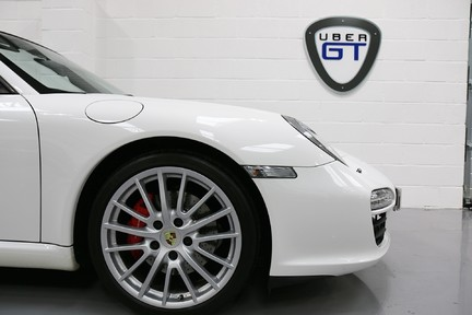 Porsche 911 Carrera 2S PDK Cabriolet with a Great Spec and FPSH 18