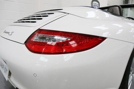 Porsche 911 Carrera 2S PDK Cabriolet with a Great Spec and FPSH 17