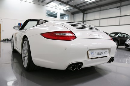 Porsche 911 Carrera 2S PDK Cabriolet with a Great Spec and FPSH 3