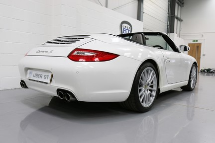Porsche 911 Carrera 2S PDK Cabriolet with a Great Spec and FPSH 5