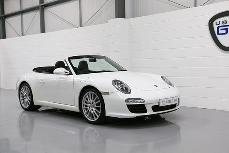 Porsche 911 Carrera 2S PDK Cabriolet with a Great Spec and FPSH Specification