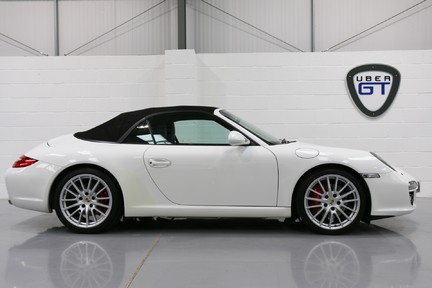 Porsche 911 Carrera 2S PDK Cabriolet with a Great Spec and FPSH 11