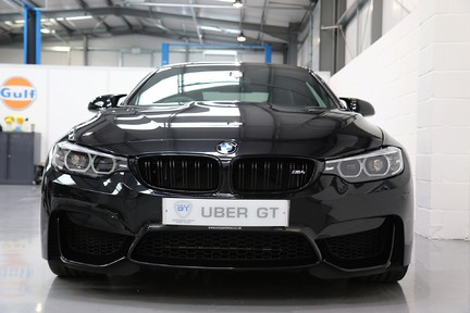 BMW M4 Competition Package - 1 Owner - Stunning 7