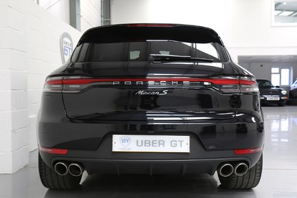 Porsche Macan S with A Lovely Specification 8
