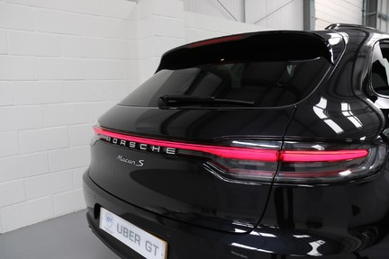 Porsche Macan S with A Lovely Specification 15