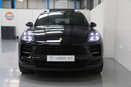 Porsche Macan S with A Lovely Specification 10