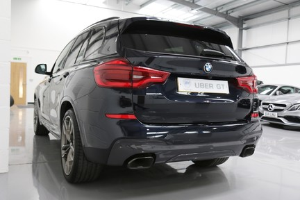 BMW X3 M40i - 1 Owner High Spec with Adaptive Suspension and More 3