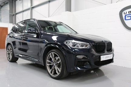 BMW X3 M40i - 1 Owner High Spec with Adaptive Suspension and More 2