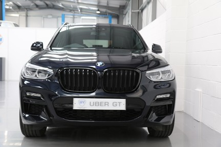 BMW X3 M40i - 1 Owner High Spec with Adaptive Suspension and More 9