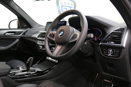 BMW X3 M40i - 1 Owner High Spec with Adaptive Suspension and More 6