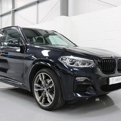 BMW X3 M40i - 1 Owner High Spec with Adaptive Suspension and More 1