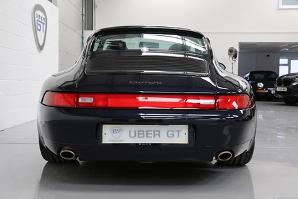 Porsche 911 Carrera 2 Coupe - Probably the best available 7