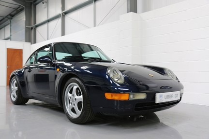 Porsche 911 Carrera 2 Coupe - Probably the best available 2