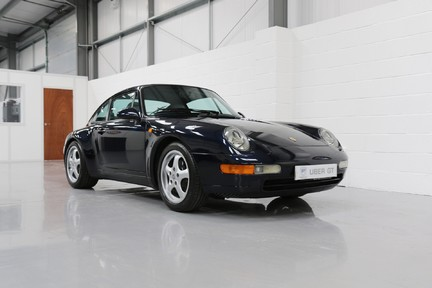 Porsche 911 Carrera 2 Coupe - Probably the best available 16