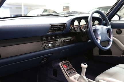 Porsche 911 Carrera 2 Coupe - Probably the best available 4