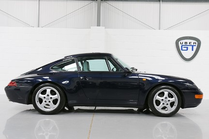 Porsche 911 Carrera 2 Coupe - Probably the best available 1