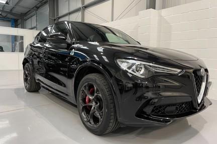 """Alfa Romeo Stelvio V6 BiTurbo Quadrifoglio - Amazing Car, 20"""" Alloys - 510ps 2"""