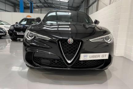 """Alfa Romeo Stelvio V6 BiTurbo Quadrifoglio - Amazing Car, 20"""" Alloys - 510ps 8"""