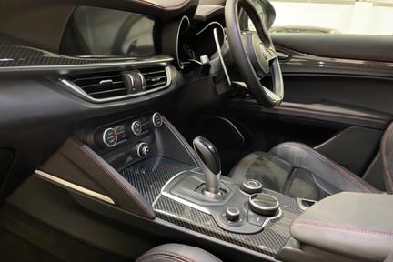 """Alfa Romeo Stelvio V6 BiTurbo Quadrifoglio - Amazing Car, 20"""" Alloys - 510ps 15"""