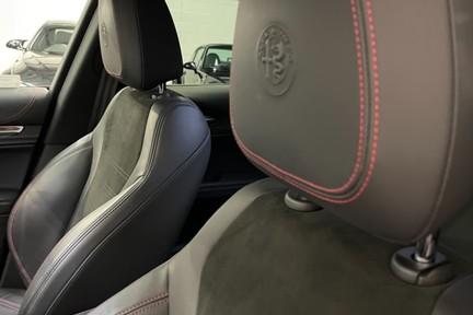 """Alfa Romeo Stelvio V6 BiTurbo Quadrifoglio - Amazing Car, 20"""" Alloys - 510ps 19"""